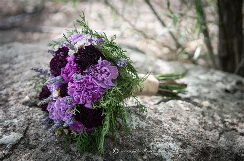 Flower Bokays Wedding by Purple Flowers Wedding Bouquet Best Flowers And