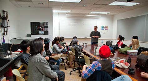 photography classroom layout photography color classroom kendall college of art and
