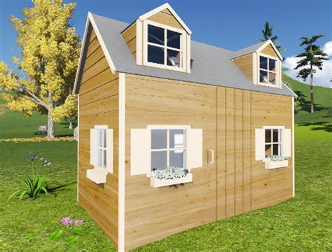 Plan Cabane Enfant 15 Cabanes 224 Construire Soi M 234 Me Plan Pour Fabriquer Une Cabane En Bois