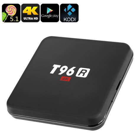android 4k wholesale 4k android tv box t96r android tv box from china