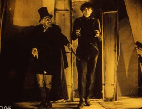 Cesare The Cabinet Of Dr Caligari by A Moot Point The Cabinet Of Dr Caligari 1920