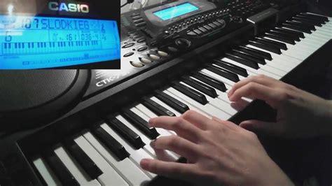 Keyboard Casio Ctk 731 Bekas casio ctk 731 słodkiego miłego życia