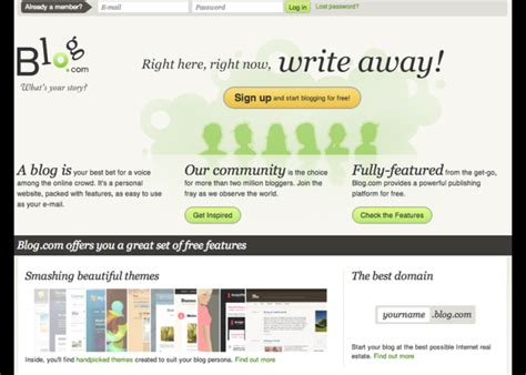 blogger templates for tv channels 11 free blog site platforms for 2017 free blog site