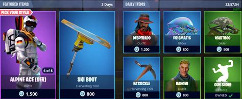 fortnite new items new weekly items can be customized news for pro fortnite