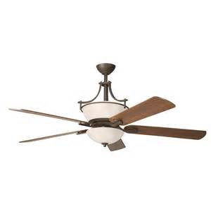 Kichler Olympia Ceiling Fan 60 Quot Olympia Fan In Olde Bronze Finish