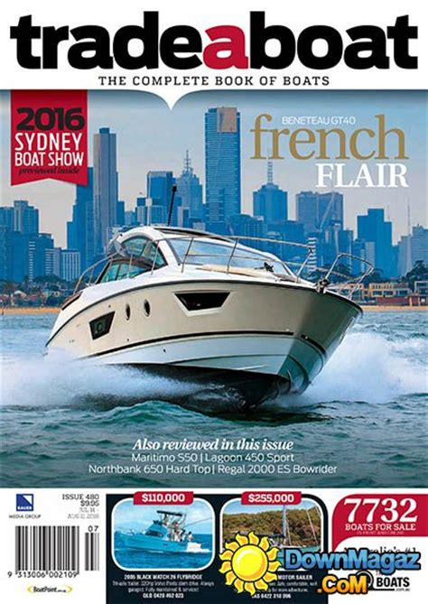boat trader uk magazine trade a boat issue 480 2016 187 download pdf magazines