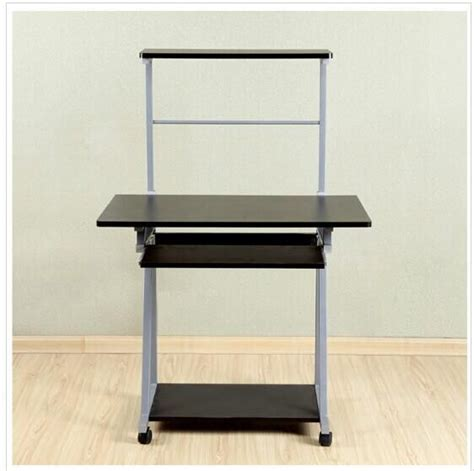 Metal Computer Desk With Shelves by Best 25 Metal Computer Desk Ideas On Computer