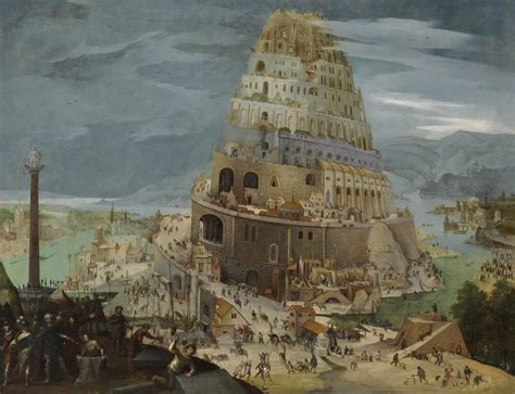 Babel A Blog Of Modern Architecture | the tower of babel