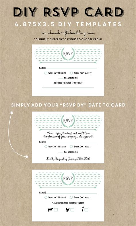 what does rsvp mean on an invitation card also an invitation card