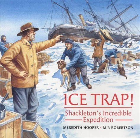 ice trap shackletons incredible thebookseekers