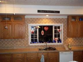 Faux Kitchen Backsplash by 301 Moved Permanently