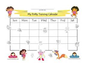 printable potty training chart and stickers images