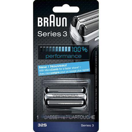 braun 32s cassette braun series 3 mighty replacement combi 32s cassette