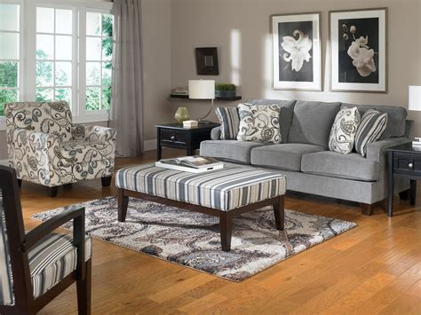 sofa and accent chair set ashley yvette steel living room set 77900 sofa sets