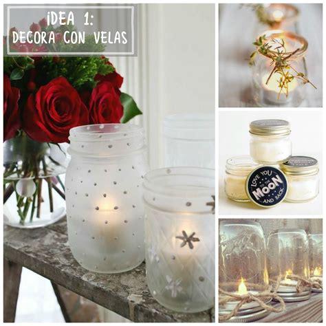 como decorar tarros de cristal para navidad ideas para decorar con tarros de cristal
