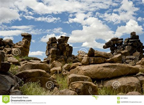 stone desert stone desert in namibia stock photography cartoondealer