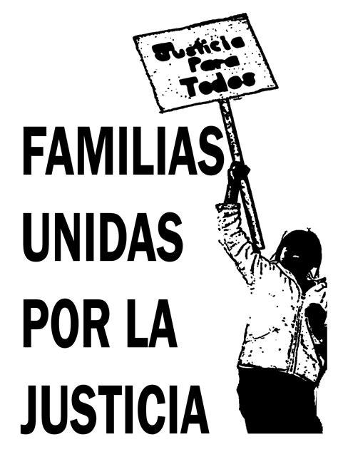Imagenes De Justicia Para Todos   familias unidas por la justicia president fired by sakuma