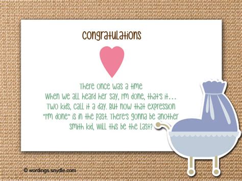 Congratulations For Baby Shower by Baby Shower Wishes Wordings And Messages