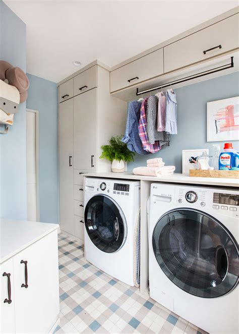 how do you say laundry room in our laundry room makeover with persil emily henderson