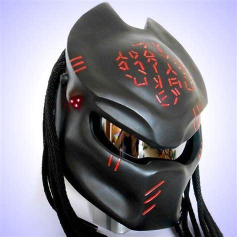 Predator Motorcycle Helmet   Cool Stuff Dude