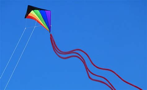 how to fly with a how tails help a kite to fly science friday