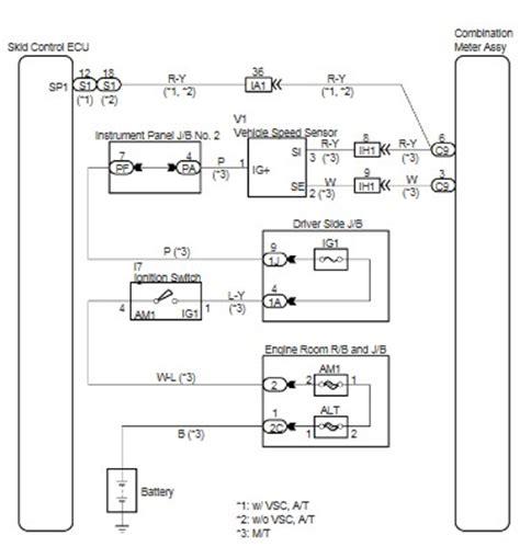 toyota ta a backup wiring diagram toyota free