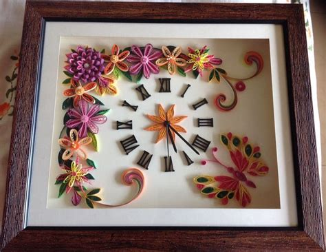 paper quilling wall frames tutorial 1e3a5f9ed0b77a26974dcaf4b8c12d63 jpg 736 215 569 quilling