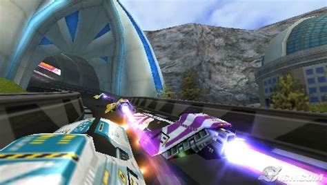 Psp Umd Wipeout wipeout pulse au review ign