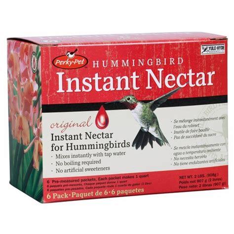 perky pet hummingbird nectar concentrate 2 lb