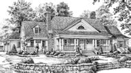 Sand Mountain House John Tee Architect Southern Sand Mountain House Plans Southern Living