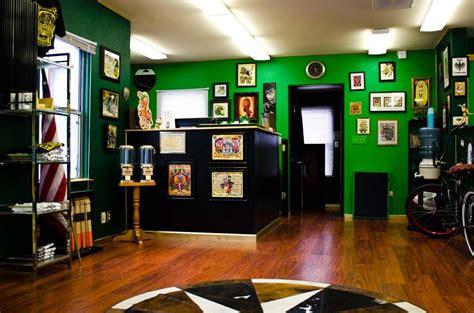 good tattoo parlor good luck tattoo shop studio ideas furnishings