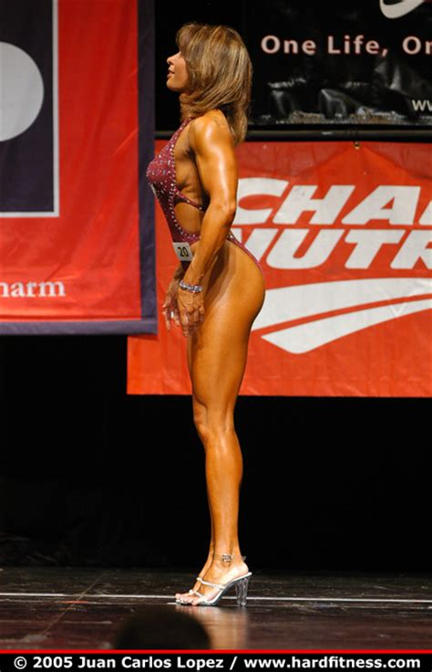 figure fitness 2005 npc team universe figure fitness and s