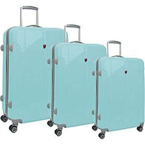 light blue luggage sets list traveling on water slides bora