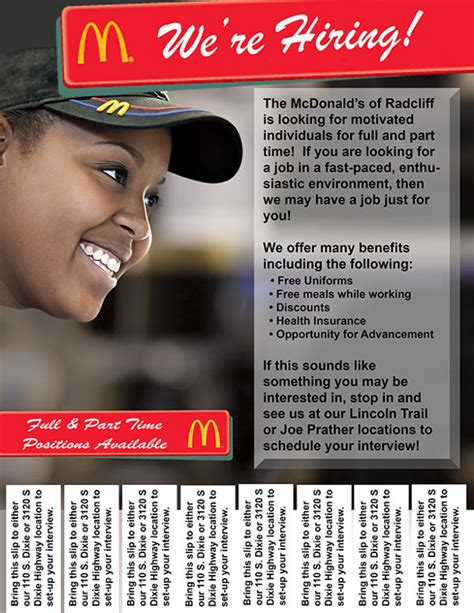 hiring flyer template flyers for hiring flyer www gooflyers