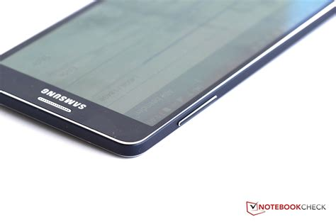 Samsung Galaxy A7 Review samsung galaxy a7 smartphone review notebookcheck net reviews