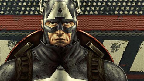 captain america steve rogers wallpaper steve rogers wallpapers wallpaper cave