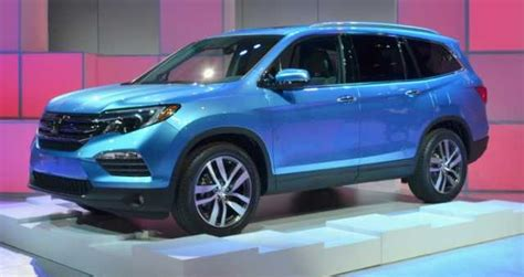 redesigned honda pilot 2017 honda pilot changes 2017 2018 truck and suv