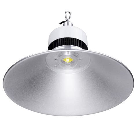warehouse led lighting fixtures led high bay warehouse light bright white fixture factory commercial lighting ebay