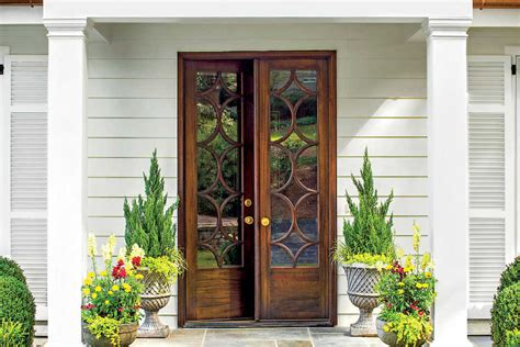 front door curb appeal ideas curb appeal ideas southern living