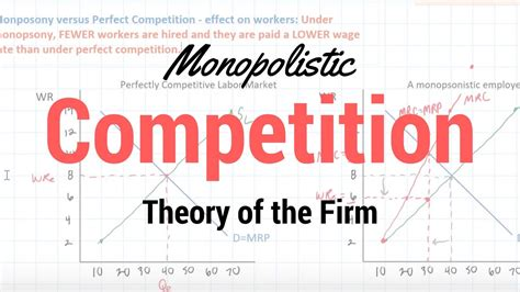 Competition And Monopoly In Care monopolistic competition funnycat tv