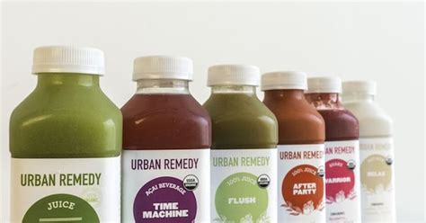 Juice Detox Delivered To Your Door by A Delicious Organic Juice Cleanse Delivered To Your Door
