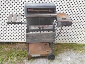 Backyard Smokers Sunbeam Bbq Gas Grill Vintage Ebay