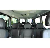 2013 Sprinter Passenger Van Review  YouTube