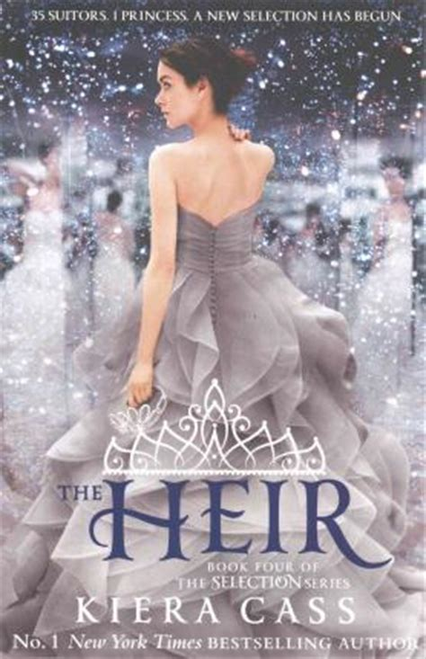 the heir the ordinary series book two books the heir kiera cass 9780007580224