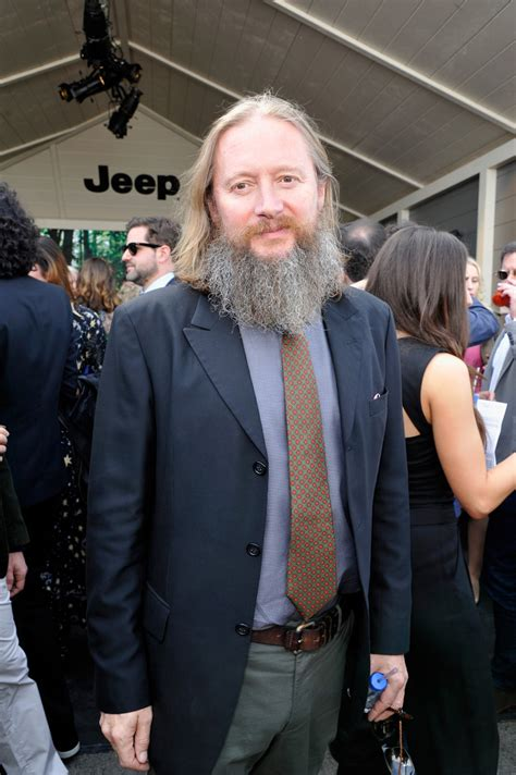 david mackenzie david mackenzie in jeep at the 2017 film independent