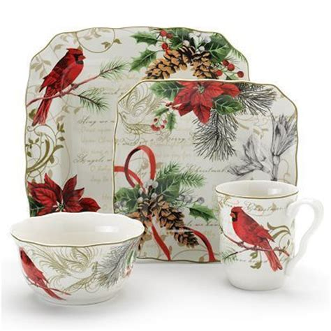 best 25 christmas dinnerware ideas on pinterest