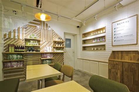 korean cafe design caf 233 bbong cha by friend s design seoul korea 187 retail