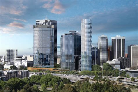 Apartment Design by Brookfield Starts Building Woodside Hq Business News