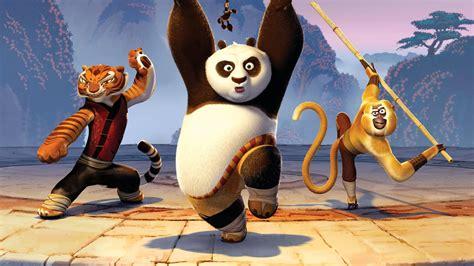 kung fu panda wallpaper kung fu panda picture kung fu kung fu tigress panda monkey wallpaper wallpup com