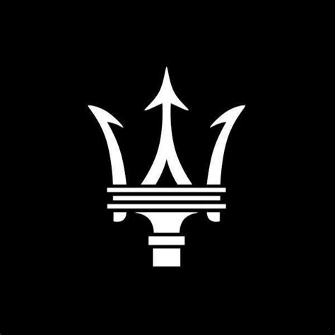 maserati logo white maserati youtube
